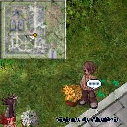 posição do NPC em Lighthalzen