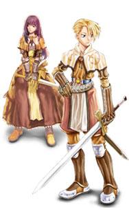 [ON]Ragnarok Online Person_espadachin